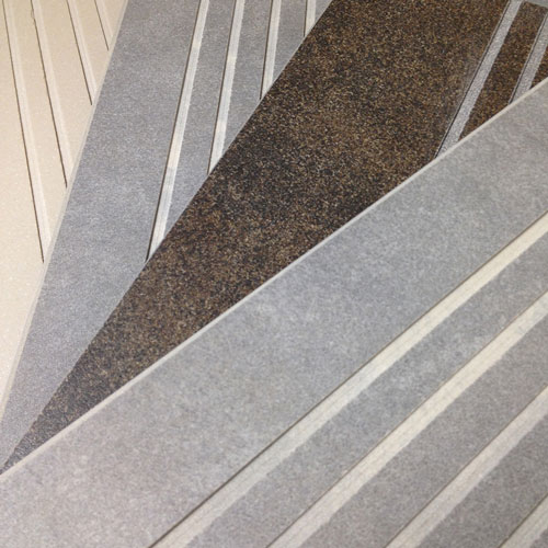 Image of stair treads