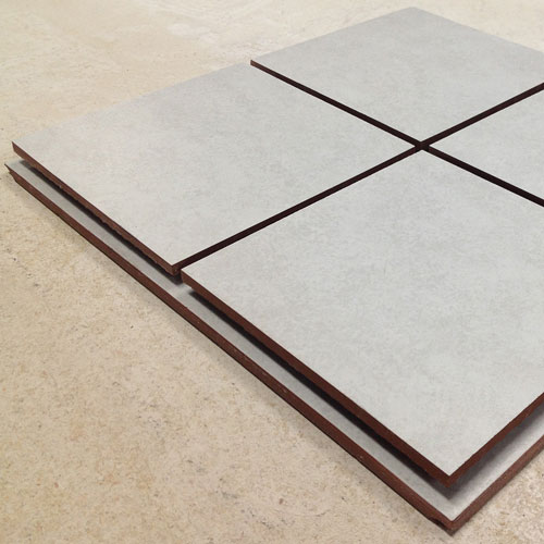 Image of pre- and post-cut tile.