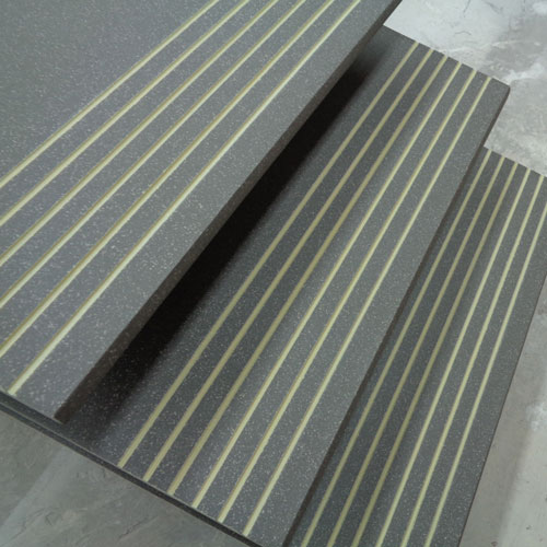 Charmant Stair Treads With Custom Safety Grooves