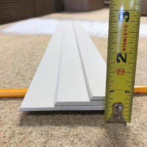 Image of Micro Bevel and Micro Bullnose Pieces