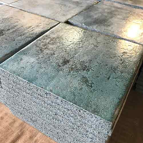 Image of pool tile bullnose