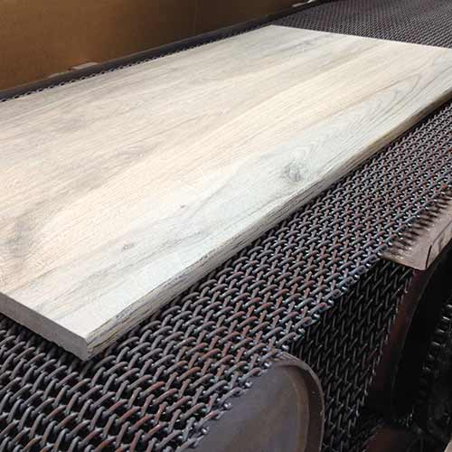 Bullnose For Wood Look Porcelain Slabs